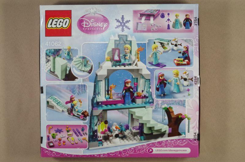 Photo2: Lego Disney Princess Elsa's Sparkling Ice Castle 41062 / 2 Set